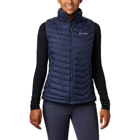 Columbia Powder Lite bodywarmer Dames, nocturnal